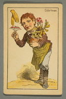 2016.184.132 o front Schwarzer Peter playing card deck with German social roles  Click to enlarge