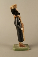 2016.184.140 right side Wooden spring balanced figure of a Hasidic Jew  Click to enlarge