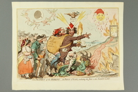 2016.184.165 front Gillray print of the founder of the British Israel movement  Click to enlarge