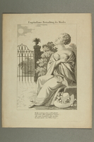 2016.184.181 front Print of a busty Jewish woman admiring the moon  Click to enlarge