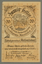 German-Austrian League of Anti-Semites, 20 heller donation receipt