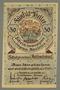 German-Austrian League of Anti-Semites, 50 heller donation receipt