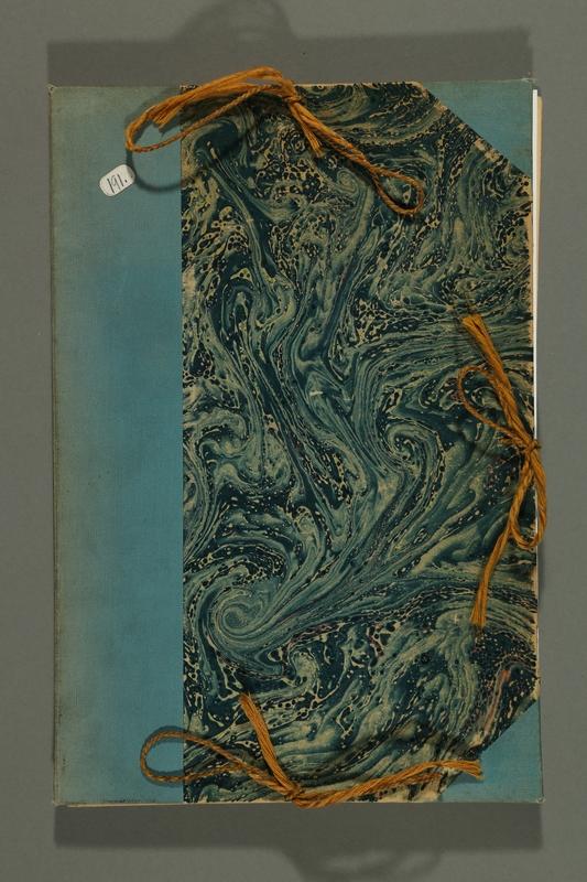 2016.184.219 folio cover Zola: 32 caricatures de Lebourgeois