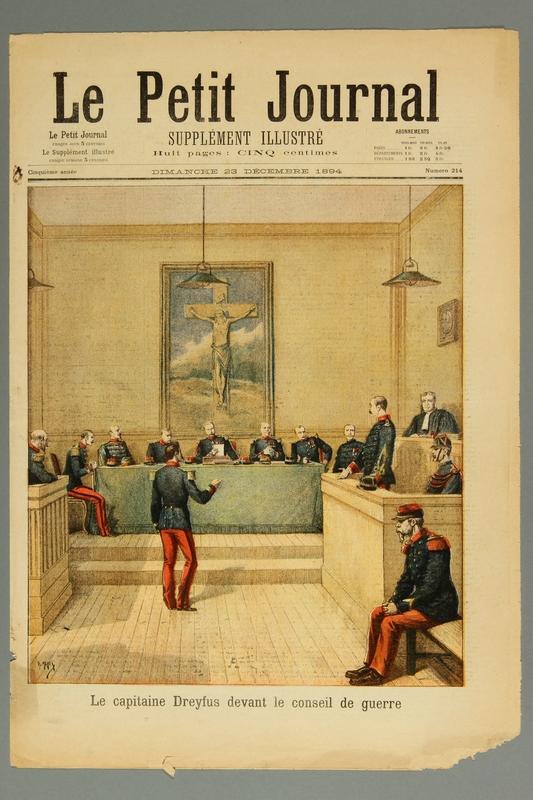 2016.184.235.3 front Le Petit journal : supplement illustre, Cinquieme annee, No. 214, Dimanche, December 23, 1894