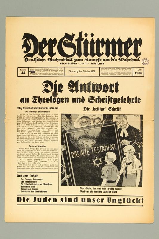 2016.184.236.5 front German newspaper
