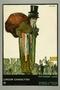 London Transport Petticoat Lane poster of a Jewish peddler