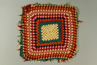 2015.561.2 back Crocheted pillowcase  Click to enlarge