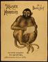 Caricature of Joseph Reinach as a fat little monkey