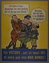US Buy War Bonds poster