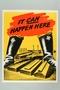 US propaganda poster about the Nazi threat