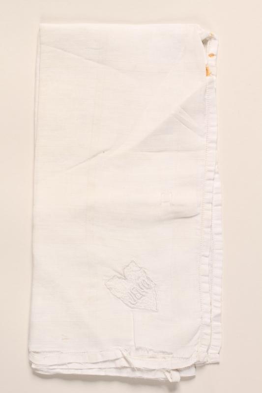 2015.563.4 front Handkerchief