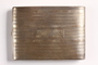 Felmore Art Deco cigarette case owned by German Jewish emigre and US soldier