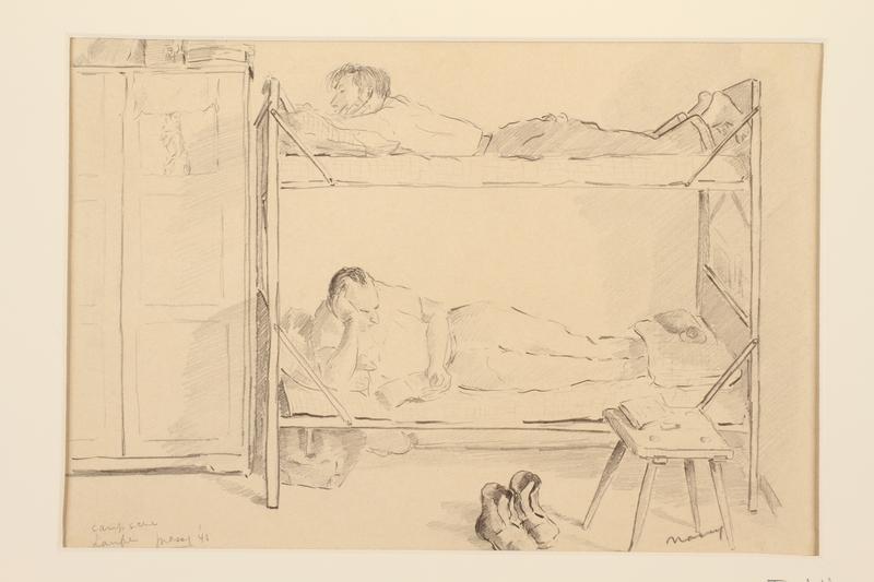 1991.245.166 front Josef Nassy drawing