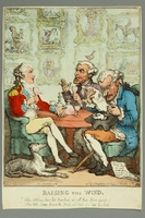 2016.184.476 front Rowlandson etching of a two Jewish bakers lending money to a young fop  Click to enlarge