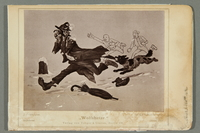 2016.184.488 f front Six postcards ridiculing Jews as foolish, unlucky figures  Click to enlarge