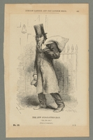 2016.184.551 front British illustration of a Jewish rag peddler  Click to enlarge