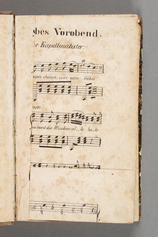 2016.184.581 page 1 Gedichter, Parabeln unn Schoukes / vun Itzig Feitel Stern