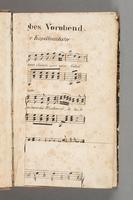 2016.184.581 page 1 Gedichter, Parabeln unn Schoukes / vun Itzig Feitel Stern  Click to enlarge