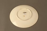 2016.184.621 back Porcelain plate  Click to enlarge