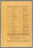 2016.184.680_back Zeitschrift fur Rassenkunde und die gesamte Forschung am Menschen, January 17, 1939, v. 9, issue 1  Click to enlarge