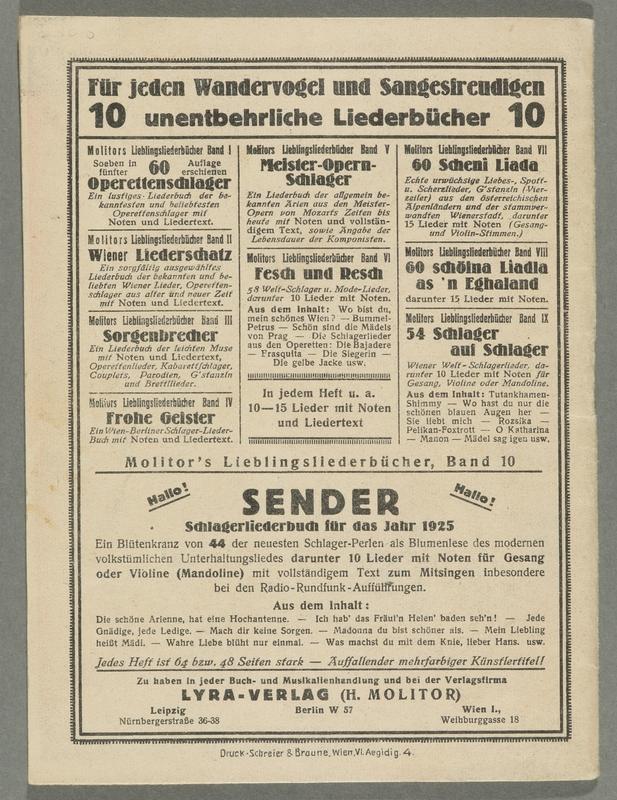 """2016.184.699_back He-he-he 192 Lachpillen von und für """"Unsere Leut"""""""