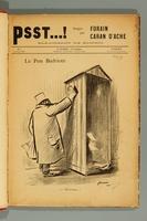 2016.184.704 open Psst...! (Paris, France) [Magazine]  Click to enlarge