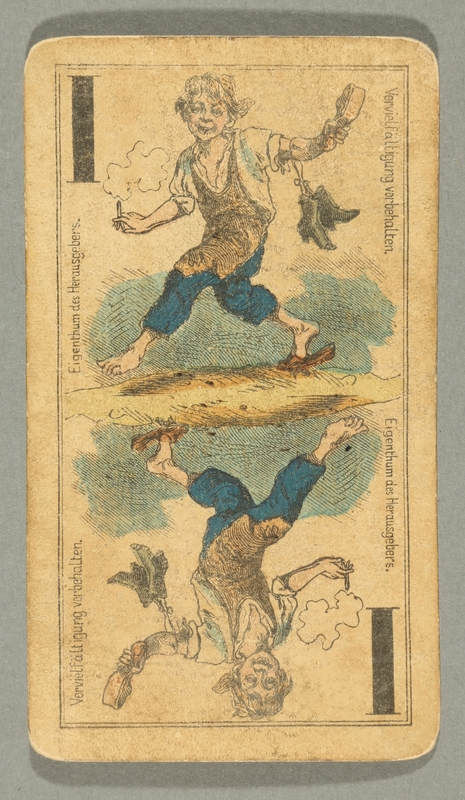 2016.184.712 a front Deck of 54 playing cards