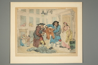 2016.184.796 front Rowlandson print of a Jewish rag dealer making his rounds  Click to enlarge