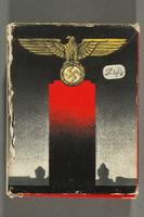 2016.184.801 a back Boxed set of Nazi playing cards  Click to enlarge