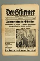 2016.184.236.24 front Der Stürmer, Nummer 22, Mai 1937, 15. Jahr 1937  Click to enlarge