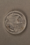 Lodz (Litzmannstadt) ghetto scrip, 10 mark coin