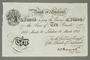 Operation Bernhard counterfeit British 10 pound note