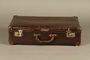 Suitcase used by German Jewish refugees