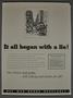 War Bonds advertisement poster