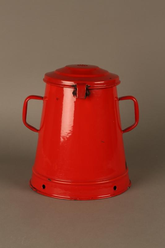 2016.372.2 back Red metal pot