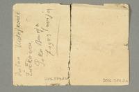 2016.379.2 a-b back Buchenwald Aussenkommando scrip, -.50 Reichsmark issued to an inmate  Click to enlarge