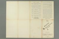 2016.184.716.4 front 19 posters from the series Politischer Bilderbogen  Click to enlarge