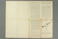 2016.184.716.5 back 19 posters from the series Politischer Bilderbogen  Click to enlarge
