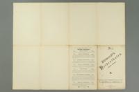2016.184.716.7 back 19 posters from the series Politischer Bilderbogen  Click to enlarge