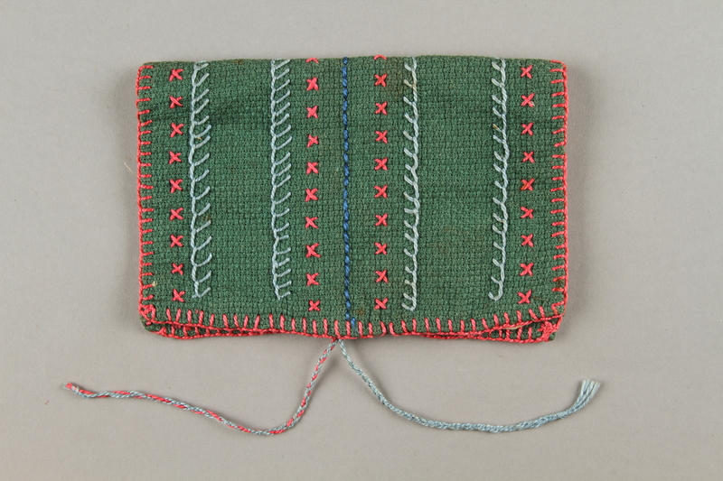 2016.351.3 side a Embroidered textile
