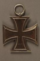 2011.455.1 back World War II Iron Cross  Click to enlarge