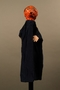 Orange and blue hand puppet created by a German Jewish Holocaust survivor and World War II Veteran