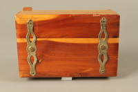 2017.311.5 a-c top Jewelry box with lock and keys  Click to enlarge