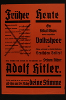 2015.562.41 front Früher Heute Poster  Click to enlarge