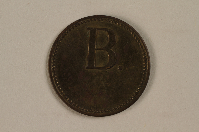 1992.11.2 back Coin