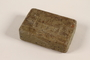 Soap found in a liberated concentration camp by a US soldier