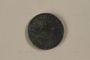 Nazi Germany, 5 reichspfennig coin found in a liberated camp by an American soldier