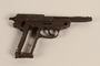 Mauser P38 pistol found buried in the Kampinos Forest near Warsaw