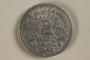 France, 2 franc coin
