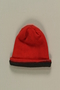 Red knit cap from the postwar period